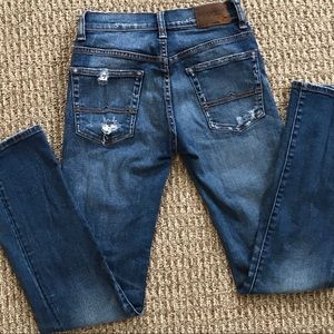 NWOT Denim & Supply High-Rise Slim fit jeans sz 24